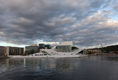 Oslo Opera House. Norway. Stock Images
