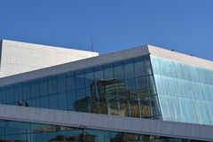 Oslo Opera House_Oslo City Royalty Free Stock Images