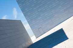 Oslo-Opernhaus Lizenzfreie Stockfotos