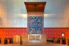 Oslo stadshus - Norge Fotografering för Bildbyråer