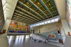 Oslo stadshus - Norge Royaltyfri Bild