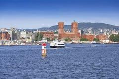 Oslo Town Hall Stock Photos