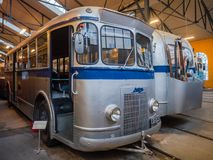 Oslo Transport Museum, Norway royalty free stock photo