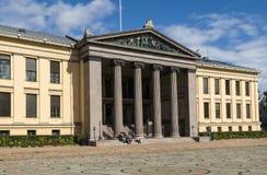 Oslo University Stock Photos