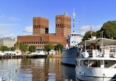 Oslo Royalty Free Stock Photo