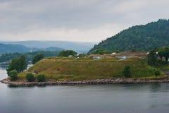 Oslofjord 1 Photos libres de droits