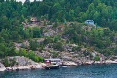 Oslofjord 1 Photo libre de droits