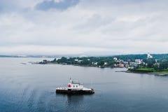 Oslofjord 1 Photographie stock