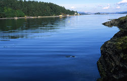 Oslofjord Royalty Free Stock Photos