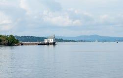 Oslofjord, fiorde de Oslo Imagens de Stock Royalty Free