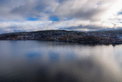 Oslofjord in Oslo Stock Photos