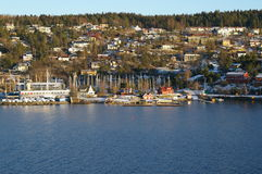 Oslofjord View stock images