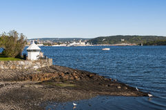 Oslofjord stock photography