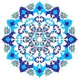 Osmańska sztuka kwitnie trzynaście Zdjęcie Royalty Free