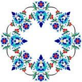Osmańskie motywu projekta serie siedemdziesiąt trzy Royalty Ilustracja