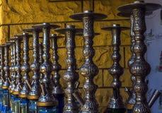 Osmańscy nargile Zdjęcia Royalty Free