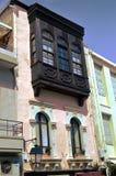 Osmańska fasada w alei Fotografia Royalty Free