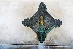 Osmańska fontanna Zdjęcia Stock