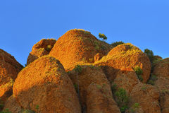 Osmand Lookout, Bungle Bungles National Park Royalty Free Stock Photography