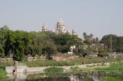Osmania sjukhus, Hyderabad Arkivbilder