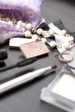 osmetics jewelery Στοκ Φωτογραφία