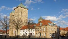 Osnabrueck, Duitsland royalty-vrije stock foto's
