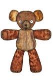 Oso de peluche de la felpa de Brown Imagen de archivo