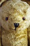 Oso de peluche viejo del vintage Imagen de archivo libre de regalías