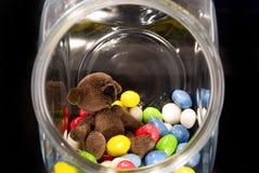 oso del juguete Imagen de archivo