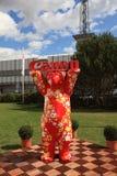 Oso IFA 2009 de la recepción de Canon Fotos de archivo