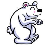 Oso polar adorable
