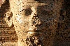 osoba egipski sfinks Obrazy Royalty Free