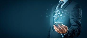 Osobisty ochrona danych i GDPR zdjęcie stock