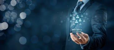 Osobisty ochrona danych i GDPR obraz stock