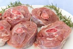 Osobuco turkey Stock Image
