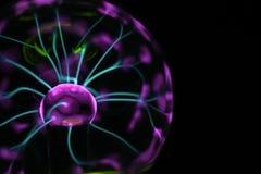 Osocze lampowy eksperyment obrazy royalty free