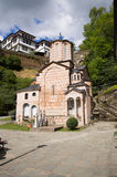 Osogovo kloster Arkivfoto