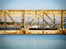 Osor bridge Royalty Free Stock Image