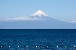 Osorno Volcano in Chile Royalty Free Stock Photos