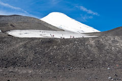 Osorno Volcano Chile Royalty Free Stock Images