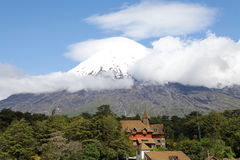 Osorno Volcano, Chile Royalty Free Stock Images