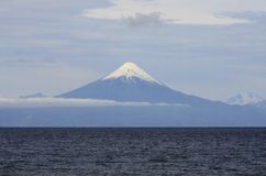 Osorno Volcano Royalty Free Stock Photography