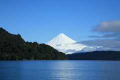 Osorno Volcano, Patagonia Stock Images