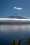 Osorno Volcano Royalty Free Stock Photo