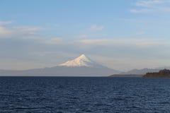 Osorno-Vulkan Stockfotos