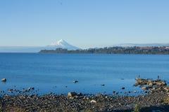 Osorno wulkan, Chile fotografia stock