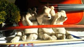 3 osos fotografía de archivo libre de regalías