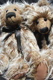Osos del peluche Foto de archivo libre de regalías