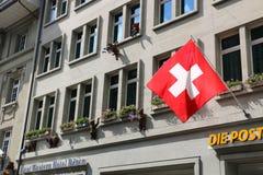 Osos en la Berna Fotografía de archivo libre de regalías