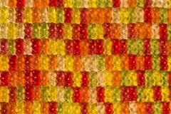 Osos gomosos coloridos fotos de archivo libres de regalías